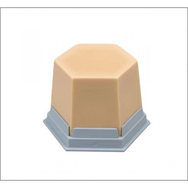 Воск моделировочный бежевый опак GEO Classic