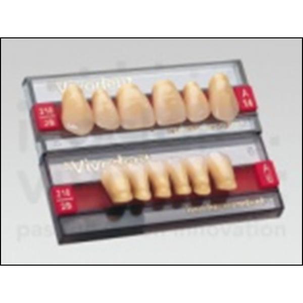 Зубы Ivocryl планка