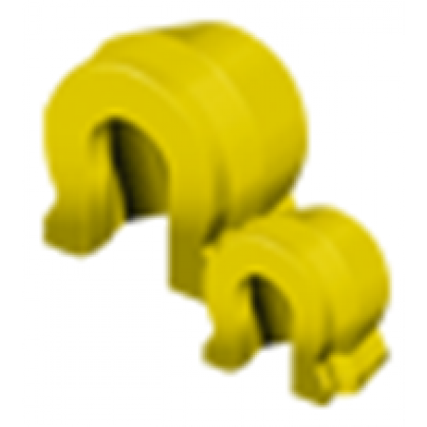 Матрицы желтые средние  1,7 мм...
